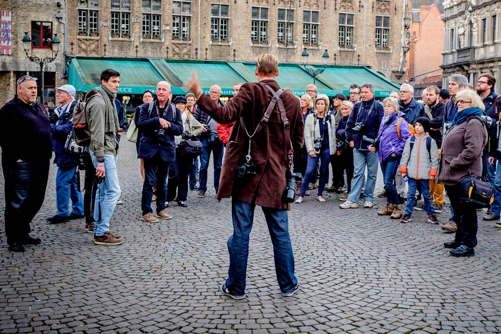 Worldwide Photowalk 2015 Brugge hosted by Andy McSweeney