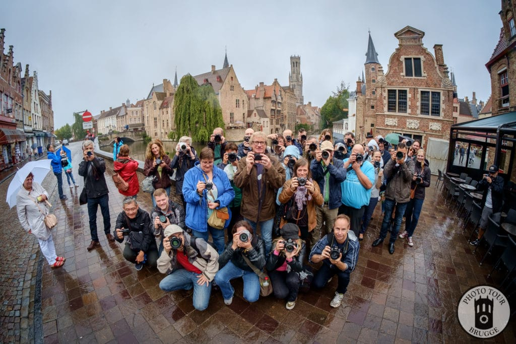500px 4th Annual Global Photo Walk (2016 Brugge edition)